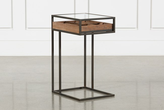 Ella Accent Table - 360