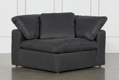 Groovy Hidden Cove Grey Leather 6 Piece Sectional With 3 Corners Evergreenethics Interior Chair Design Evergreenethicsorg