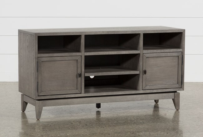 Casey Grey 54 Inch Tv Stand - 360