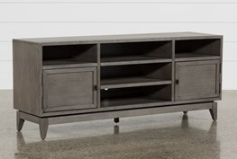 Casey Grey 66 Inch Tv Stand
