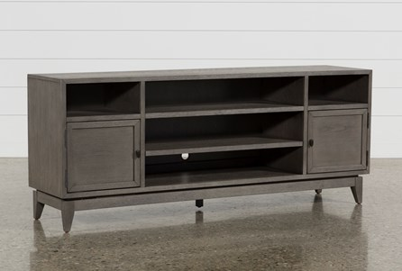 Casey Grey 74 Inch Tv Stand