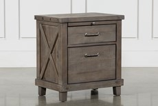 Jaxon Grey Nightstand