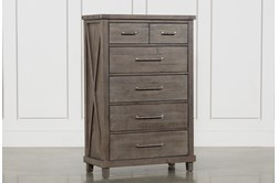 Jaxon Grey Chest Of Drawers