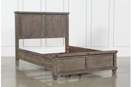 Jaxon Grey Eastern King Panel Bed
