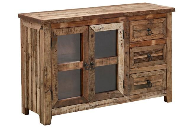 Vintage Planked Sidedboard - 360
