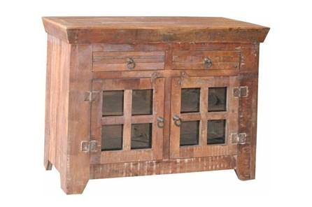 Vintage 8 Glass Sideboard - Main