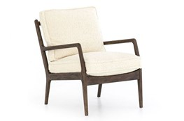 Sheepskin Accent Chair