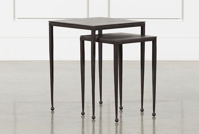 Dalston Nesting End Tables - 360