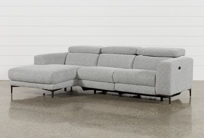 Astounding Maddie Grey 2 Piece Sectional With Left Arm Facing Chaise Ibusinesslaw Wood Chair Design Ideas Ibusinesslaworg