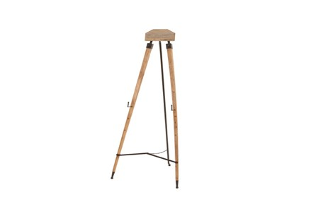 Metal And Wood Art Easel 63X23