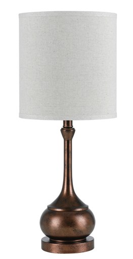 Table Lamp-Corraline Bronze