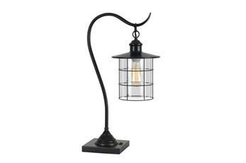 Desk Lamp-Lantern Edison