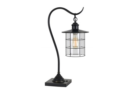 Desk Lamp-Lantern Edison