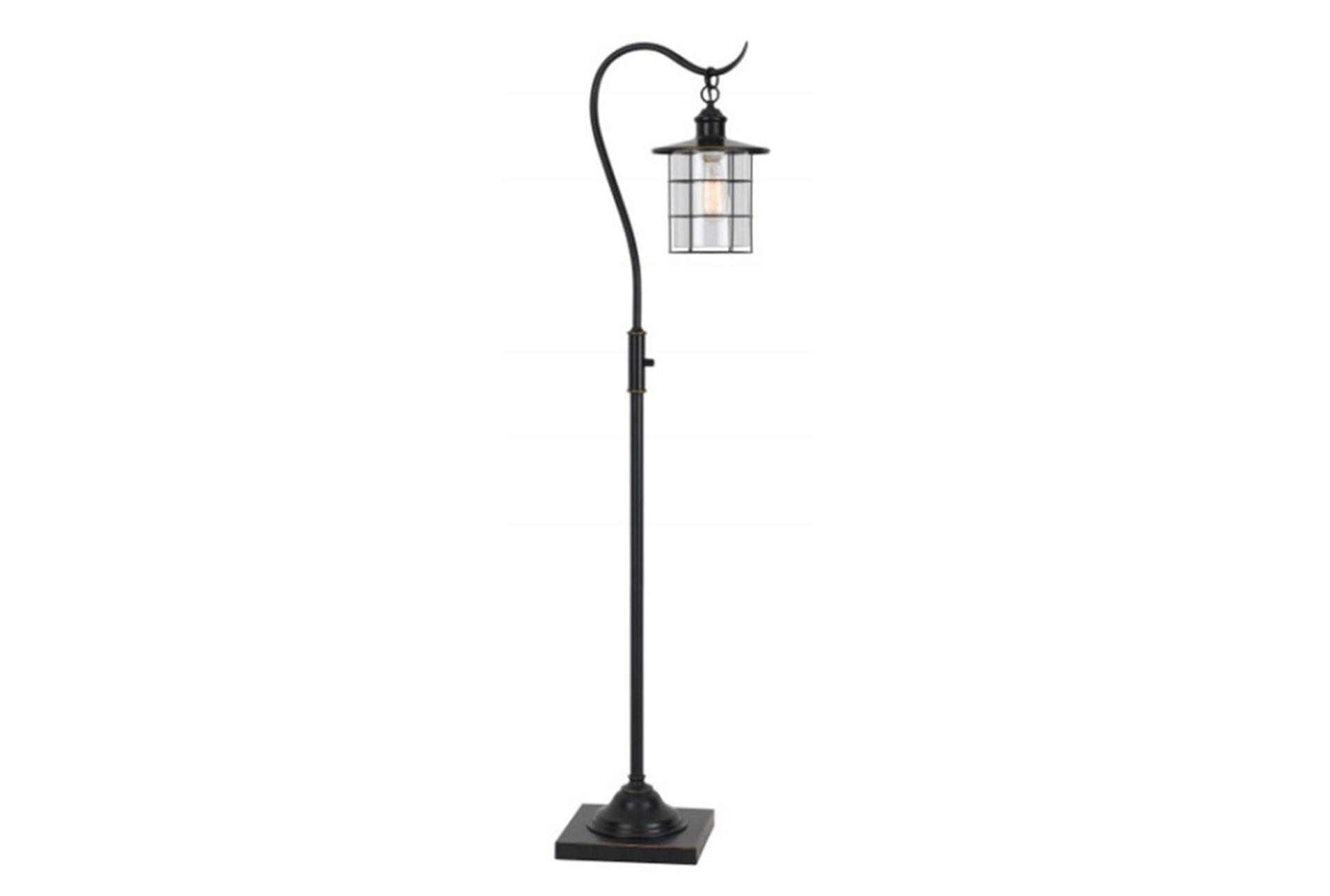 Floor Lamp Lantern Edison Living Spaces