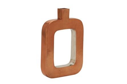 14 Inch Copper Table Decor - Main