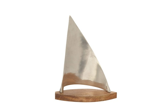 Youth-Sail Boat Table Decor - 360
