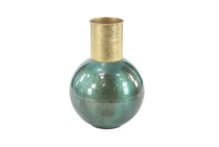 17 Inch Iridescent Bud Vase