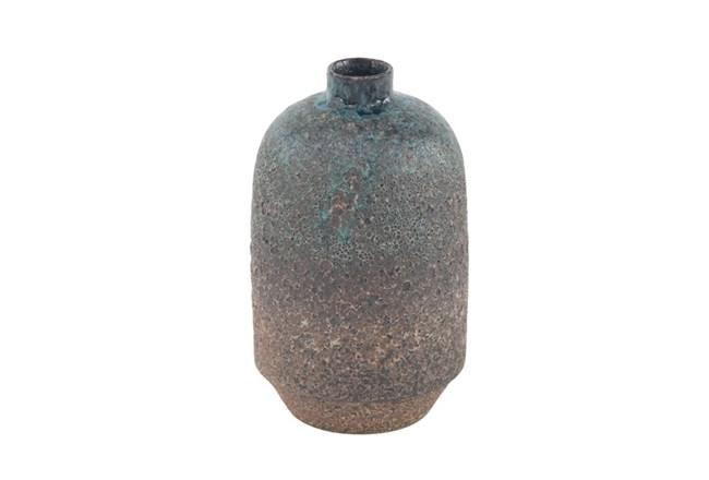 13 Inch Antique Ceramic Vase - 360