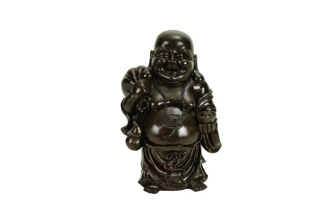 18 Inch Brown Buddha - 360