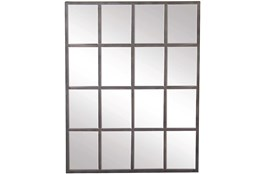 Wall Mirror-Square Grid