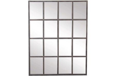 Wall Mirror-Square Grid - Main