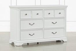 Julia 6 Drawer Dresser