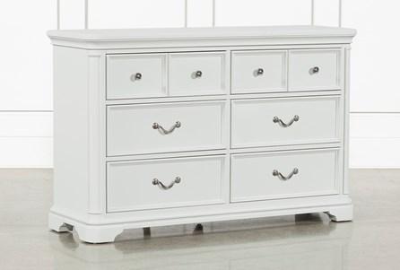 Julia 6 Drawer Dresser - Main