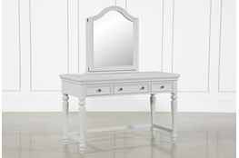 Julia Desk/Vanity Mirror