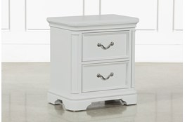 "Julia 26"" Nightstand With USB"