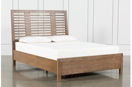 Kevin Eastern King Panel Bed
