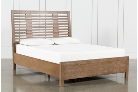 Kevin California King Panel Bed - Main