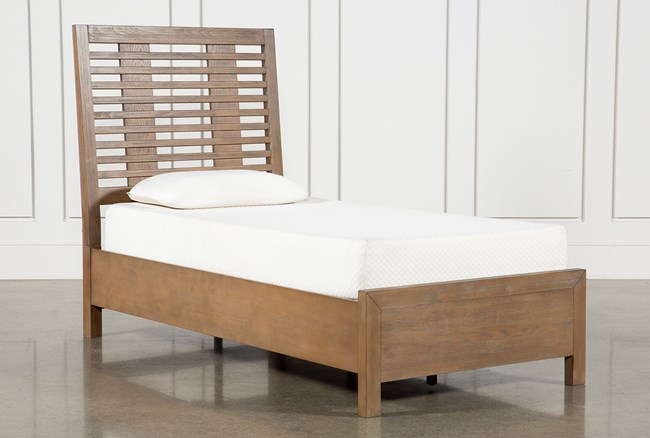Kevin Twin Panel Bed - 360