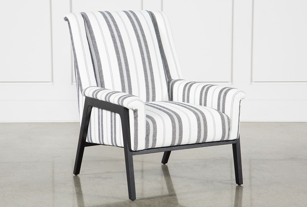 Patterned Ansel Accent Chair