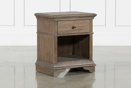 Chapman 1 Drawer Nightstand With USB
