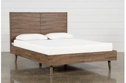 Caleb California King Platform Bed