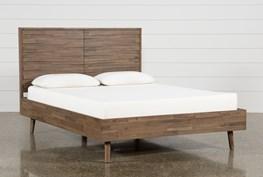 Caleb Queen Platform Bed