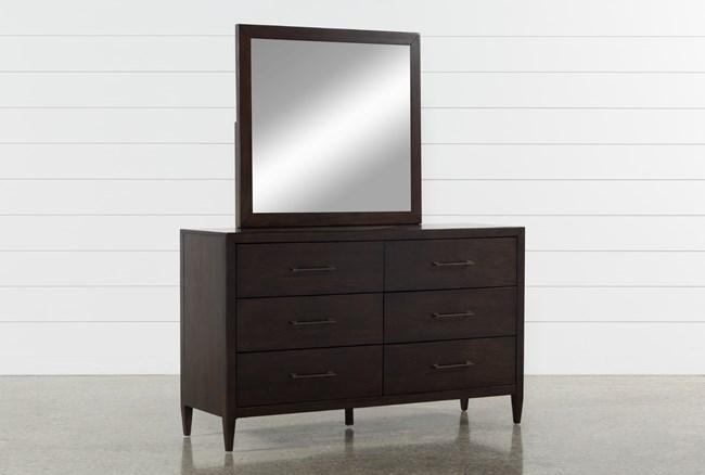 Stevens Dresser/Mirror - 360