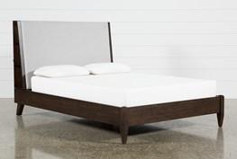 Stevens Queen Panel Bed
