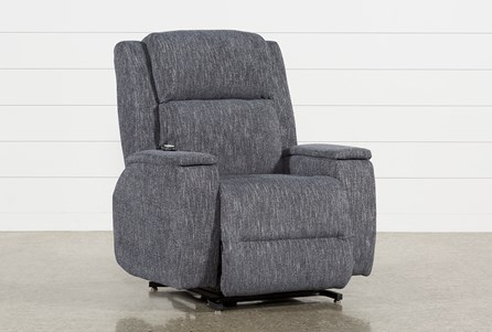 Tarben Power-Lift Recliner With Power Headrest