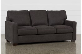 Morris Charcoal Full Sofa Sleeper