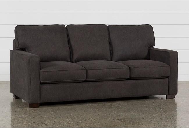 Morris Charcoal Full Sofa Sleeper - 360