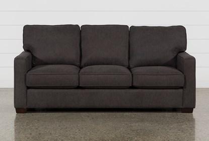 Enjoyable Morris Charcoal Full Sofa Sleeper Spiritservingveterans Wood Chair Design Ideas Spiritservingveteransorg