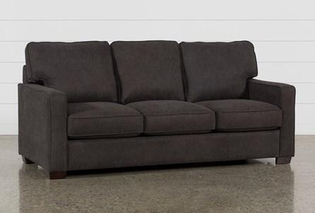 Morris Charcoal Queen Sofa Sleeper