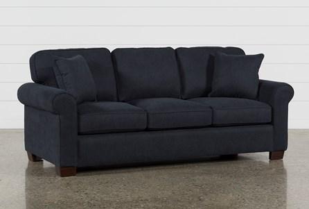 Margot Denim Full Sofa Sleeper