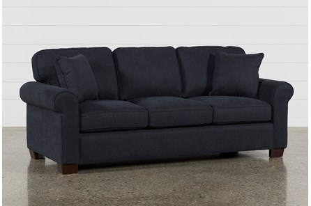 Margot Denim Full Sofa Sleeper - Main