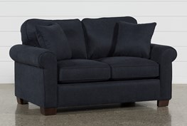 Margot Denim Twin Sofa Sleeper