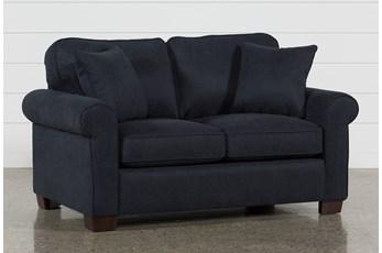 Margot Denim Twin Sofa Sleeper