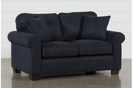 Margot Denim Twin Sofa Sleeper - Main