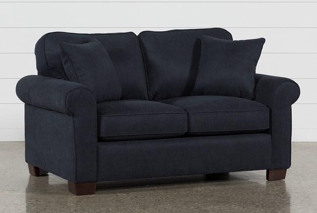 Margot Denim Twin Sofa Sleeper - 360