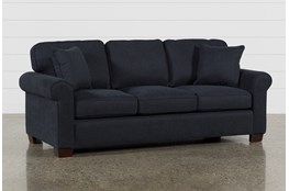 "Margot Denim 89"" Queen Sofa Sleeper"
